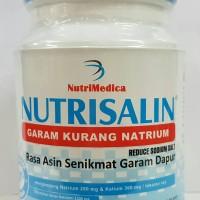 Nutrisalin Garam Diet 400 gr