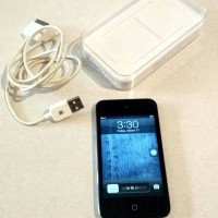 IPod Touch 32GB (4th Gen) Warna Hitam MULUS