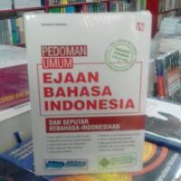 BUKU PEDOMAN UMUM EJAAN BAHASA INDONESIA oleh Ernawati Waridah gj