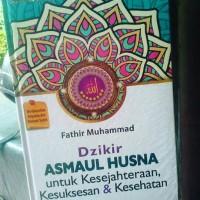 Buku Islam. Buku Zikir Asmaul Husna. HC