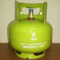Tabung gas hijau 3kg+isi LPG