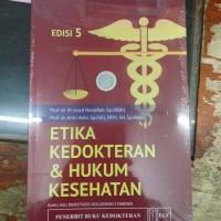 harga Etika Kedokteran & Hukum Kesehatan Edisi 5 Tokopedia.com