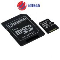 harga Kingston Sd Card 64gb Class 10 With Adapter (sdc10g2/64gbfr) Tokopedia.com
