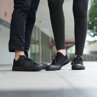 sepatu converse allstar hitam/full hitam/full black murah