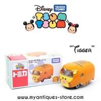 Jual Mainan Action Figure Die Cast Takara Tomy Disney Motor Tsum Tigger Murah