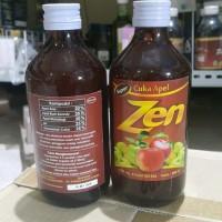 Cuka Apel ZEN ( Kolesterol, Asam Urat, Rematik, Maag dan Jantung )