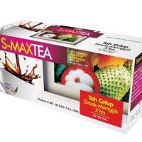 Jual Acemaxs Tea / Teh Celup S-MAX TEA Perpaduan Teh Kulit Manggis dan Dau Murah