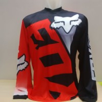 Jersey/ Baju Balap Motor Cross Fox 420