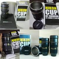 mug lensa nikon zoom,termos zoom cuplens,gelas unik nikon cup