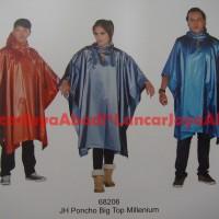 Jual Jas Hujan Tiger Head Poncho Big Top Milenium 68206 Murah