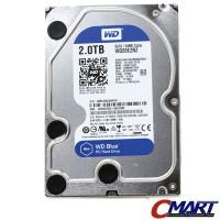 """WD Caviar Blue 2TB 3.5"""" HD HDD Hardisk Harddisk Internal - WD20EZRZ"""