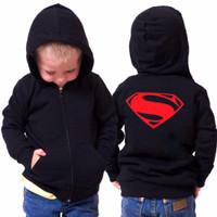 Jaket Sweetr Anak Superman