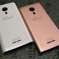 Casing Alcatel Flash 2 Rose Gold