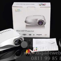 Mini LED Projector RD-802 With TV Tuner Portable Proyektor Display