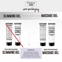 Fleecy Slimming Gel BPOM ORI ORIGINAL Lotion Losion Flecy Slim Sliming