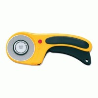 OLFA RTY-3 / DX Deluxe 60 Mm Safety Rotary Cutter