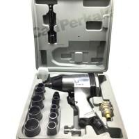 """Air Impact Wrench Kit Mollar 1/2"""""""
