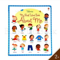 USBORNE My First Word Book : About me