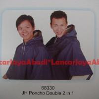 Jual Jas Hujan Tiger Head Poncho Double 2 In 1 68330 Murah