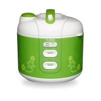TURBO Rice Cooker / Magic Com 1.8Liter CRL 1180 / CRL1180 WARNA HIJAU
