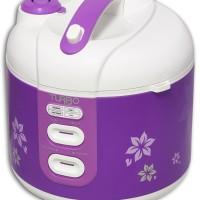 TURBO Magic Com 1.8Liter CRL 1180 / Rice Cooker CRL1180 Warna Purple