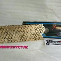 RANTAI GOLD MERK XTREME 428HSB-130L
