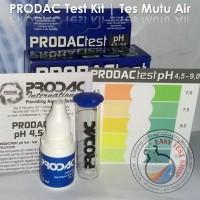 pH Test Kit | Tes Mutu Air | Teskit / Testkit PRODAC