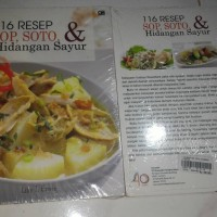116 resep sop soto & hidangan sayur - Lily T. Erwin