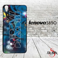 Coldplay Paradise Album 0141 Casing for LenovoS850 Hardcase 2D Casing