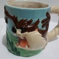 Mug Tazmania and Bugs bunny
