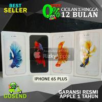 [BEST SELLER]IPhone 6s Plus 64GB Rose Gold Garansi Apple 1 Tahun ORI