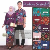 pradana set couple batik prada
