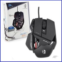 Mad Catz RAT. 3 (Mattle Black) - Gaming Mouse