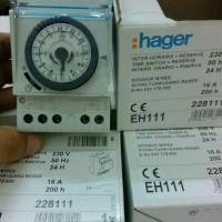 timer time switch hager/timer analog 24jam hager /timer hager analog
