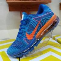 Harga sepatu sport pria nike airmax flyknite fitsole sneakers | Pembandingharga.com