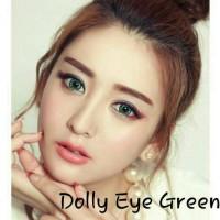 the dolly eye goyomi green