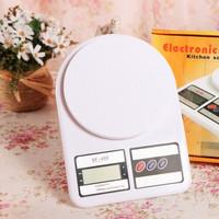 Timbangan digital SF-400 electronic kitchen scale [max 10kg] - HHM365