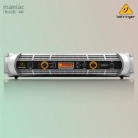 Behringer NU6000DSP (Power Amplifier Portable, Digital, USB, 6000W)