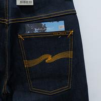 SPECIAL PRICE! Nudie Jeans Slim Fit Tape Ted 16 Dips Dry