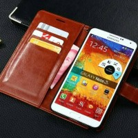 Flip Cover Samsung Galaxy Note 3 Wallet Leather Case