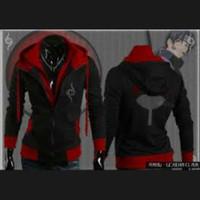 Jaket Anbu Itachi / Jaket Ninja Anbu Naruto Anime Cosplay