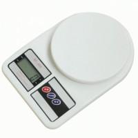 Timbangan Dapur Digital Kitchen Scale SF-400 A226 10 KG BKC347