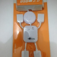USB HUB ORANG BKC365