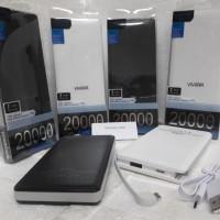 Power Bank Slim Original VIVERR 20.000mAh BKC313