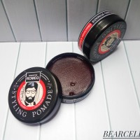 SHANTOS ROMEO STYLING WATERBASED POMADE STRONG HOLD 2.6OZ BPOM