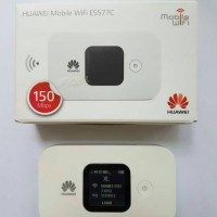 Jual Mifi Modem Wifi 4G Huawei E5577 Unlock All Operator [BEST SELLER] Murah