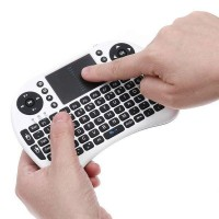 Mini Keybord WiFi + Touchpad untuk Android TV Box Komputer PS3 XBox360