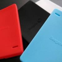 silicon Case Seagate Backup Plus Slim rubber