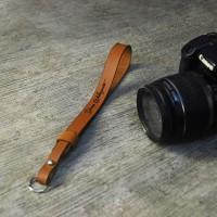 Leather Hand Strap for Camera / Strap Tangan Kamera