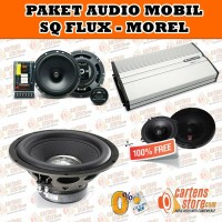 Paket Audio Mobil 'SQ' Flux & Morel By Cartens Store